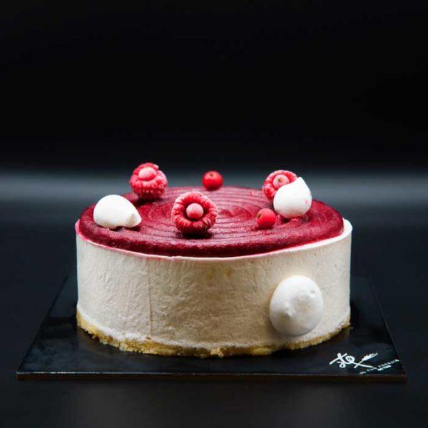 Torta Fresh Framboise
