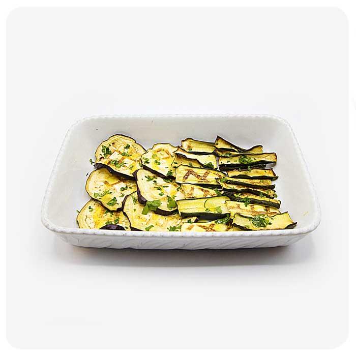 Melanzane e Zucchine Gratinate