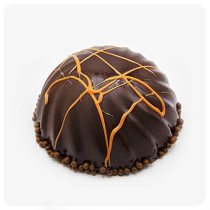 Mousse Cioccolato e Arancio
