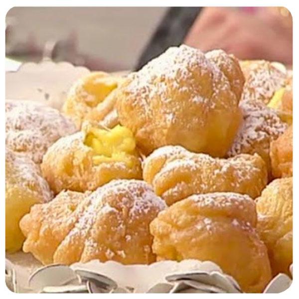 bigne-san-giuseppe-fritti